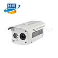 广西安防监控摄像头 25米点阵红外防水防雷监控摄像机 QHT-C6062C