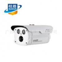 监控摄像头 50米高清点阵红外防水防雷 安防摄像机  QHT-C9066HPA