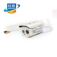 监控摄像头 50米点阵红外防水防雷 安防监控摄像机 QHT-C9066CP