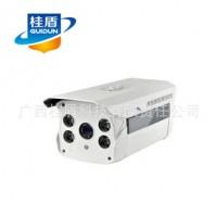南宁安防监控摄像头 80米点阵红外防水防雷监控摄像机QHT-C9266CP