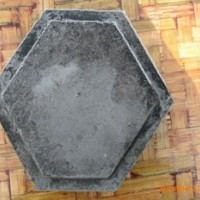 八卦砖,徽派建筑材料