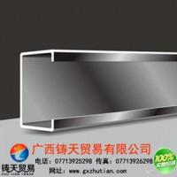 铸天集团:供应加筋c型钢钢材搭棚子专用规格C80广西南宁钢材批发