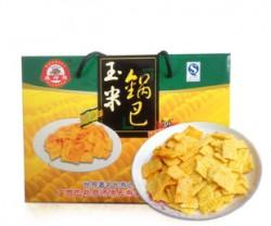 【特产批发】玉米锅巴 世界长寿乡广