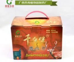华夏本草 鹿血酒(125ml×6装