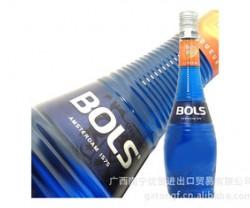 洋酒 波士 蓝橙力娇酒 BOLS BLUE 70
