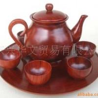 批发供应红木茶具/红木茶具/花梨茶具套装