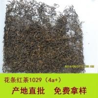 产地直批 2014新茶免费拿样正山小种散装茶叶批发花条红茶1029
