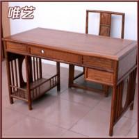 专业供应 实木台式电脑桌 精品中式红木家具