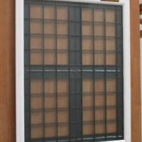 45x60ABS注塑白色电梯广告框 卫生间广告框 公司公告栏 制度框