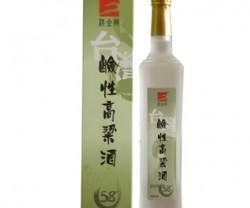 台湾碱性高粱酒58°c|碱性高粱酒