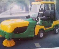 电动汽车街道清洁车城市环保车纯电