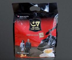 越南特产 中原G7咖啡 三合一速溶咖