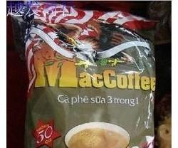 越南咖啡 鹰牌咖啡三合一咖啡 越南