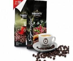 批发供应越南原装进口咖啡豆新鲜烘