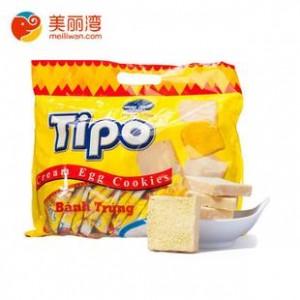 越南特产 丰灵TIPO面包干300g 鸡蛋