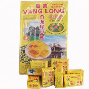 热销供应越南特产燕黄绿豆糕410g 酥