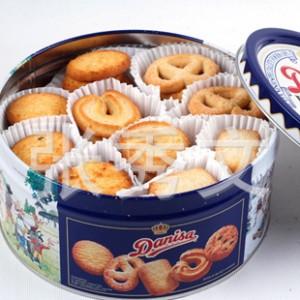 推荐丹麦皇冠牛油曲奇饼干 印度尼西