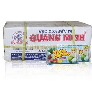 越南特产/越南水果糖/光明椰子糖/传