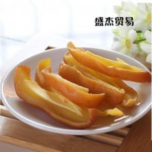 休闲特产 新鲜芒果干 休闲食品 开胃