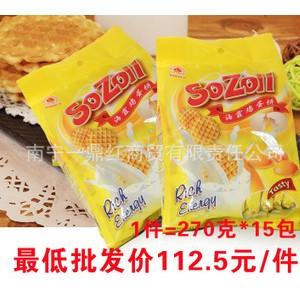 越南特产 进口食品鸡蛋饼 休闲 零食