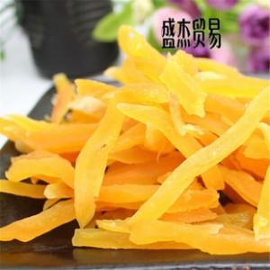 新鲜果脯蜜饯果干 休闲凉果零食福建特产 红薯地瓜干批发