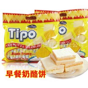 越南特产/进口食品/TIPO早餐奶酪饼/