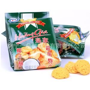 越南特产/士照批发/越南进口食品/休