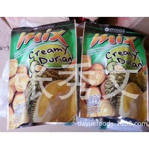泰国进口 美芙夹心曲奇饼干 椰奶榴
