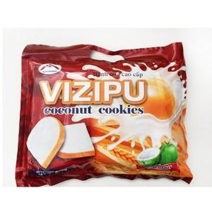 新品越南VIZIPU 椰子饼干/椰丝面包