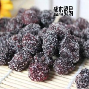 梅类制品蜜饯 冰糖杨梅 杨梅干 散装5000g 凉果果干批发