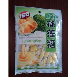 泰国特产  榴莲糖300克