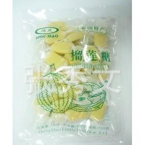 泰国特产 鸿茂榴莲糖120克 浓浓榴莲
