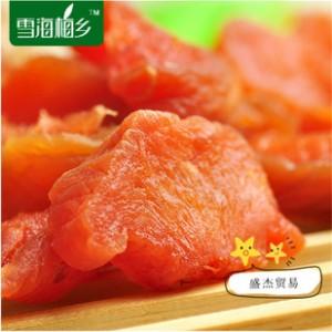 雪海梅乡蜜饯 杨梅干5斤装 水蜜桃干 浙江零食特产蜜饯水果干
