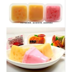 【当享美食】马来西亚进口零食fashion优酪果冻布丁480g