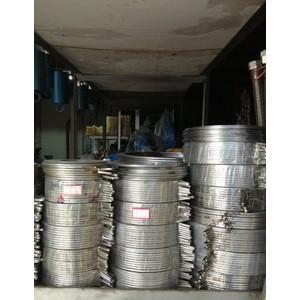 供应广西陆川基本型金属缠绕垫片,外环型金属缠绕垫片,质优价廉