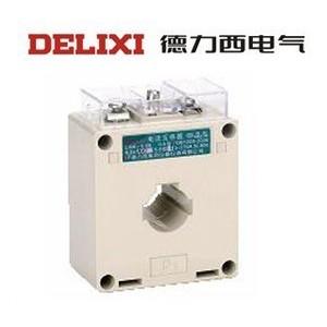德力西正品LMK(BH)-0.66 75/5 100/5 150/5电流互感器铜线广西