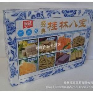 松达经典桂林八宝420g 桂林特产 传