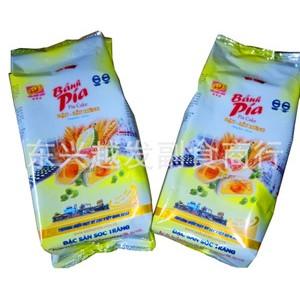越南进口特产 新华园有蛋黄榴莲饼40