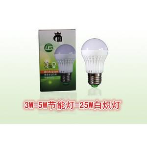 物美价廉的【3W-LED球泡灯】,厂家直销!暑期大促!