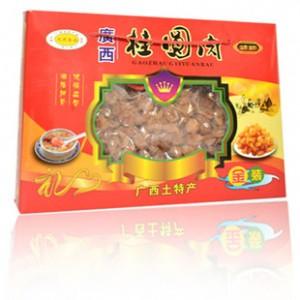 广西特产桂圆干 核小肉厚味甜 A级桂圆肉 礼盒装源头低价批发