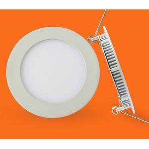 超薄LED 圆形平板灯 天花灯 3W 4W 6W 9W 12W 15W 18W 面板灯