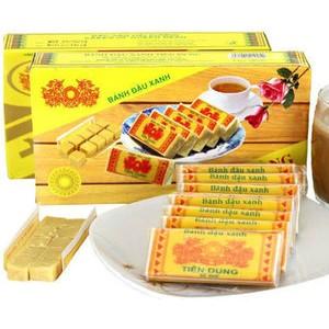 越南特产新品黄龙古传绿豆糕170(20
