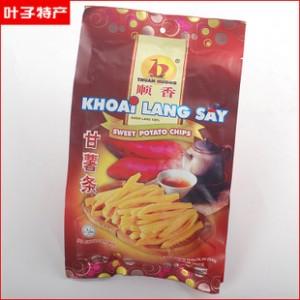批发销售 原装进口休闲小零食 越南甘薯条 越南特产美味
