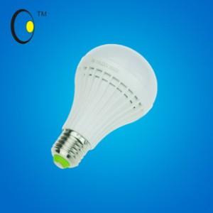 2014夏季新款 球泡灯系列特殊全塑散热球泡灯3W功率厂家批发直销