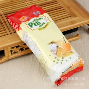 包邮原装进口食品越南特产老牌新华园榴莲饼400克无蛋黄零食批发