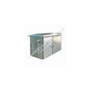 户外不锈钢防雨配电箱 不锈钢电表箱 不锈钢综合配电柜