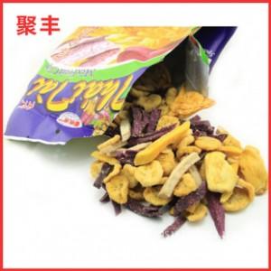 批发越南AK和发综合果蔬干 健康特产综合果干230克 20包/箱