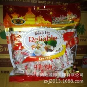 越南特产 第一排糖350g 一箱20袋