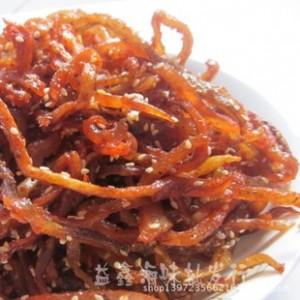 广西北海特产 海清香辣海鲜零食鳗鱼
