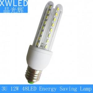 LED节能灯 3U12W  恒流电源 ac130-265v